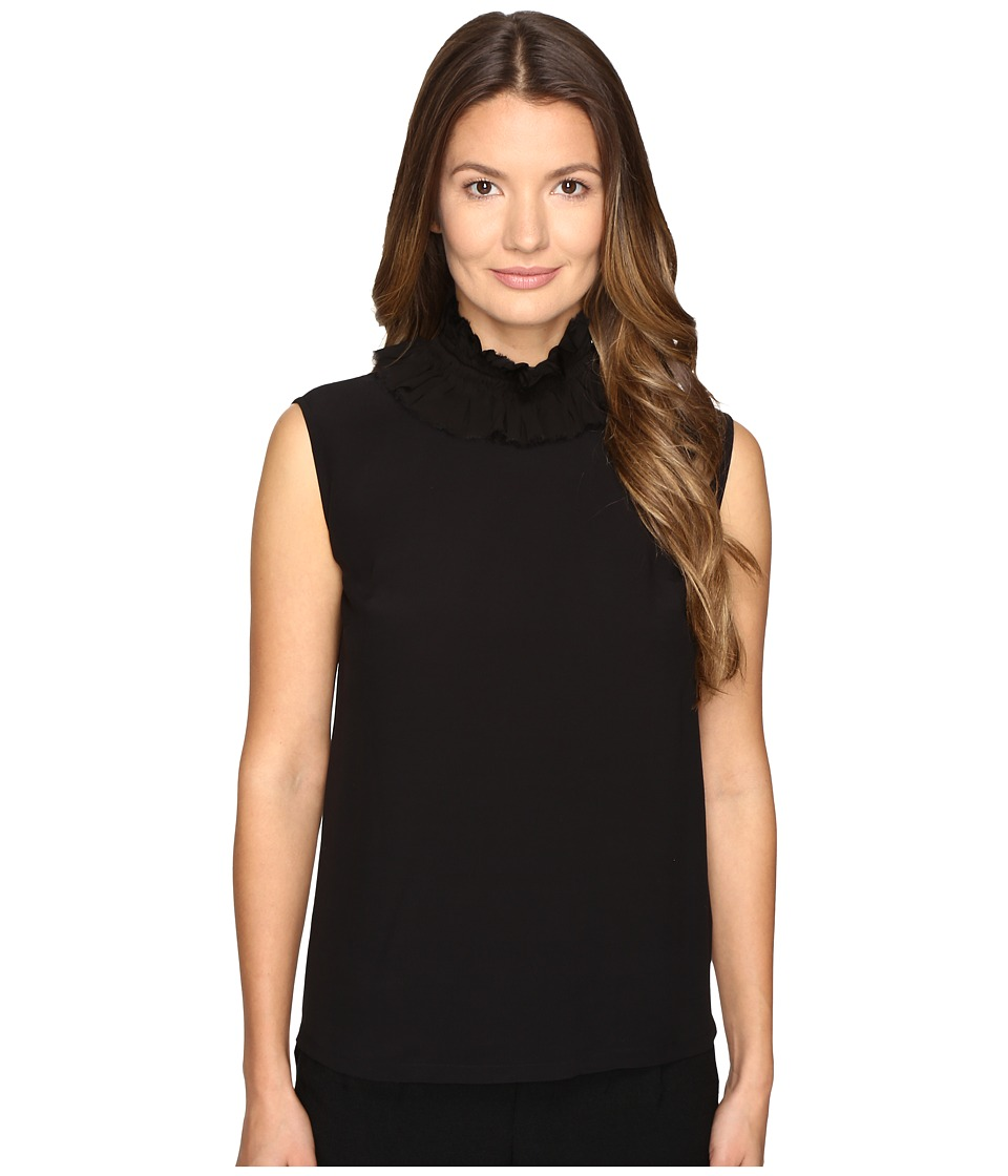 Preen Line - Loreia Top (Black) Women's Clothing
