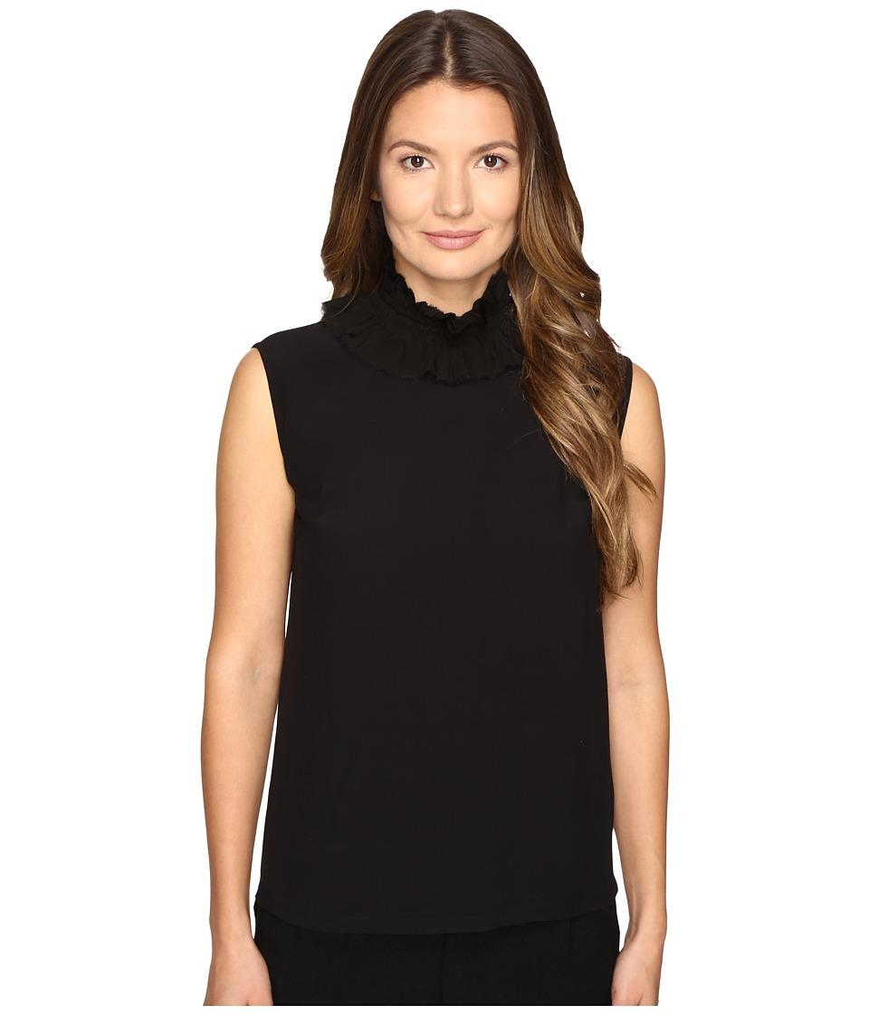 Preen Line - Loreia Top (Black) Women's Clothing