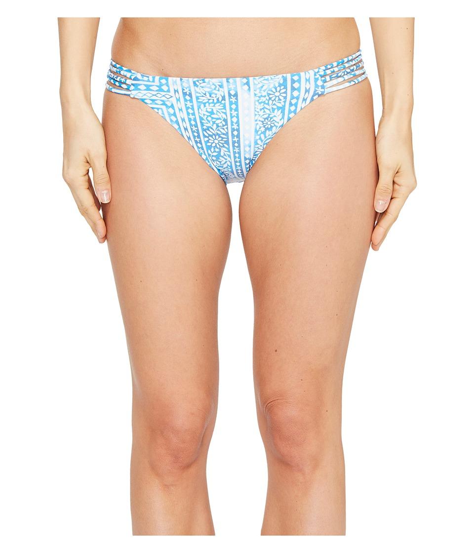 Billabong - Santorini Tropic Bikini Bottom (Mykonos) Women's Swimwear