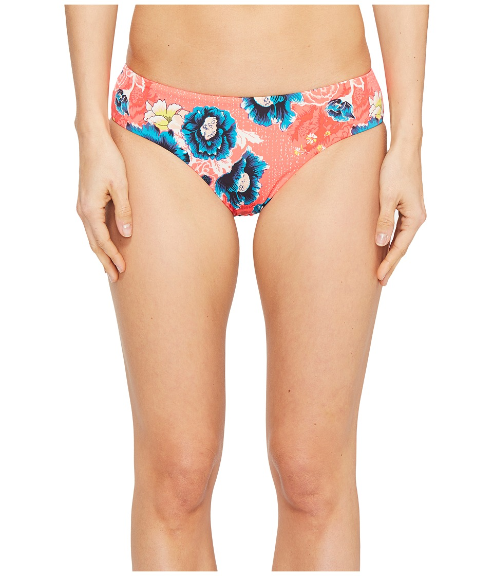 Billabong Athena Hawaii Bikini Bottom (Horizon Red) Women