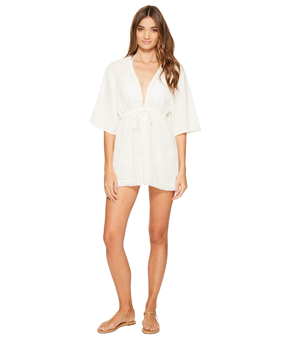 Billabong - Hey Babe Kimono Cover-Up (Cool Wip) Women's Swimwear