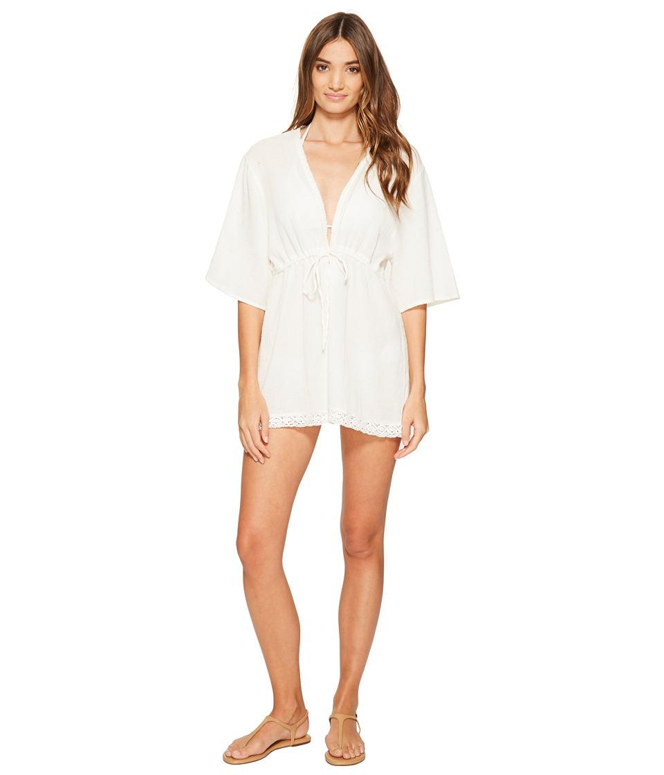 Billabong - Hey Babe Kimono Cover-Up (Cool Wip) Women's Swimwear