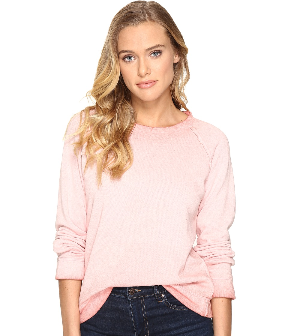 Billabong - Its Alright Pullover Crew (Rose Dust) Women's Long Sleeve Pullover