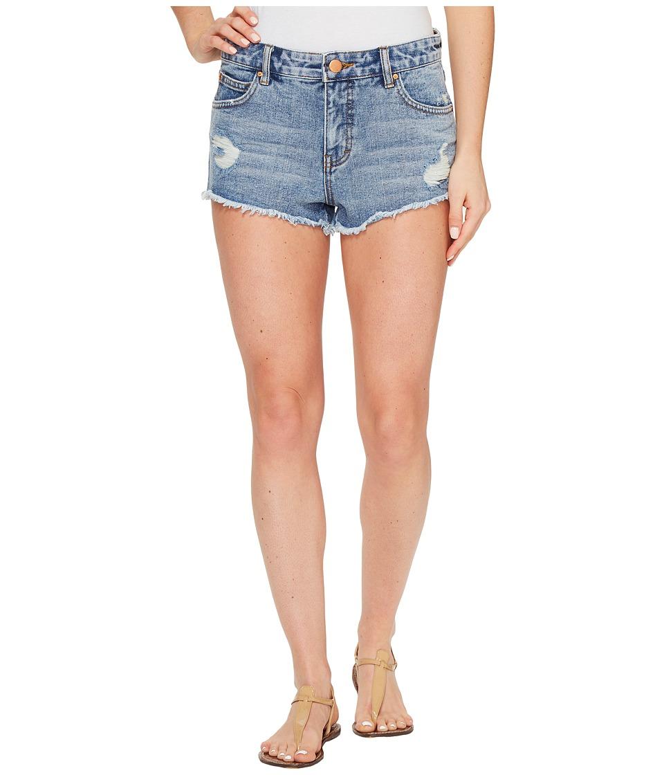 Billabong - Highway Shorts (Beach Blue) Women's Shorts