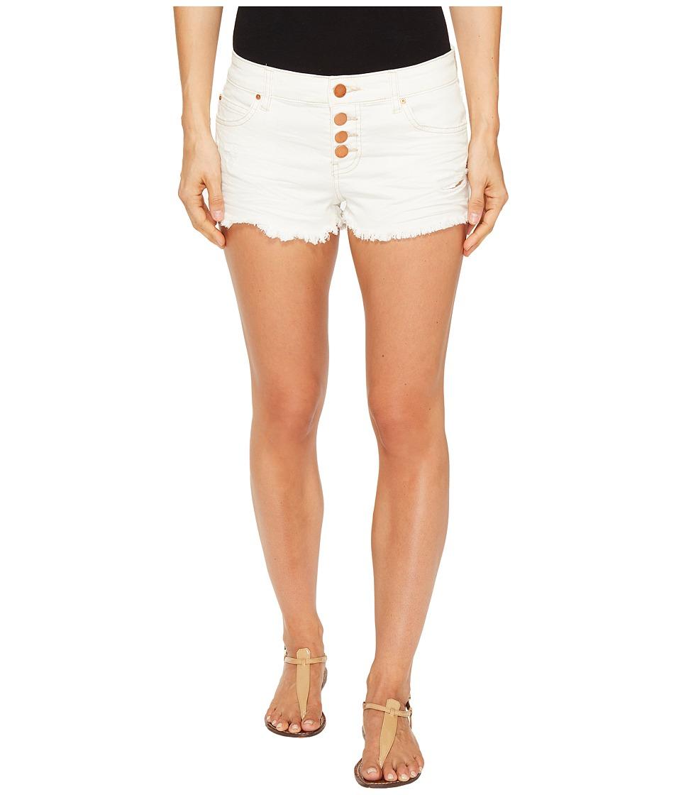 Billabong - Buttoned Up Shorts (Sea Bleach) Women's Shorts