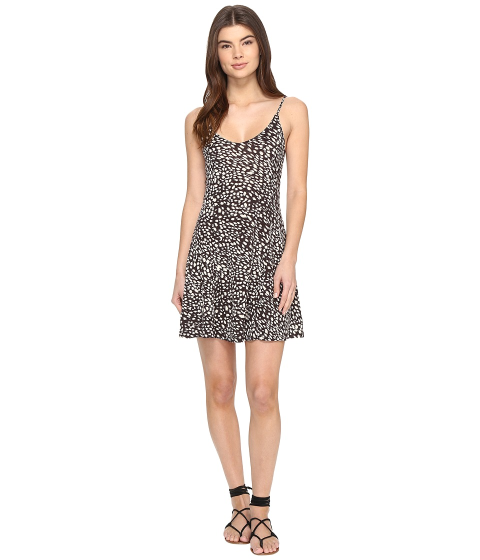 Billabong - Last Chance Dress (Off-Black) Women's Dress