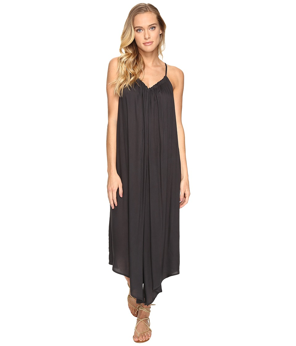 Billabong - Del Sur Jumper (Off-Black) Women's Jumpsuit & Rompers One Piece