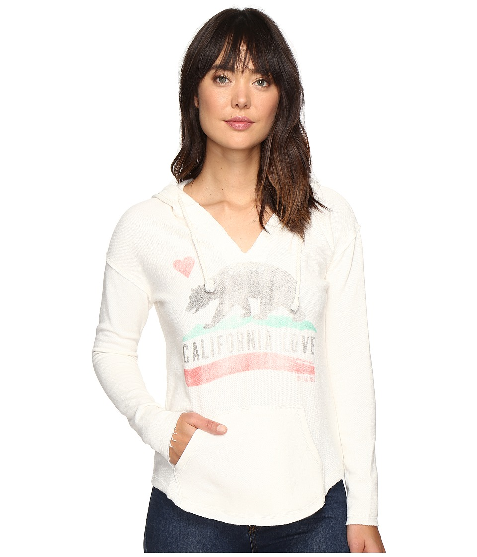 Billabong - Days Off Hoodie (Cool Wip) Women's Sweatshirt