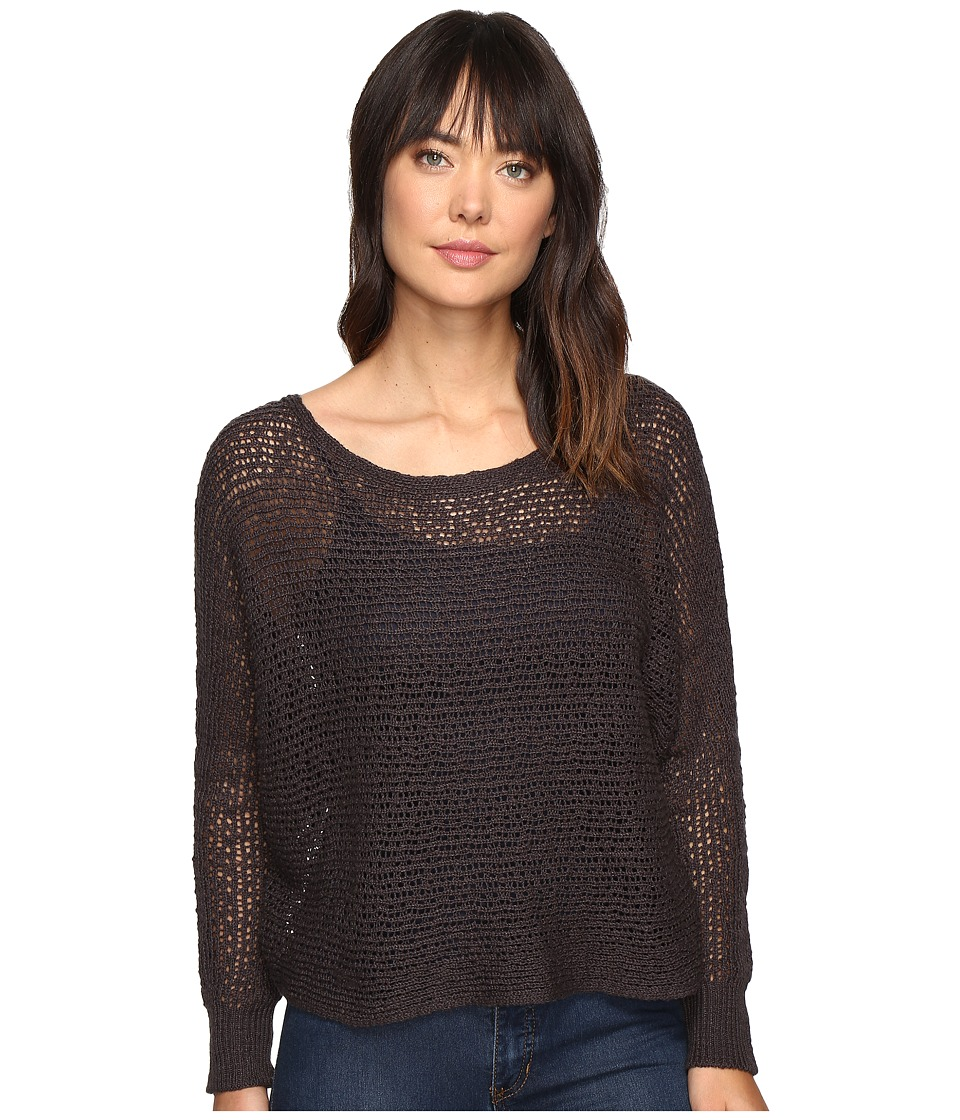 Billabong - Dance with Me Sweater (Off-Black) Women's Sweater
