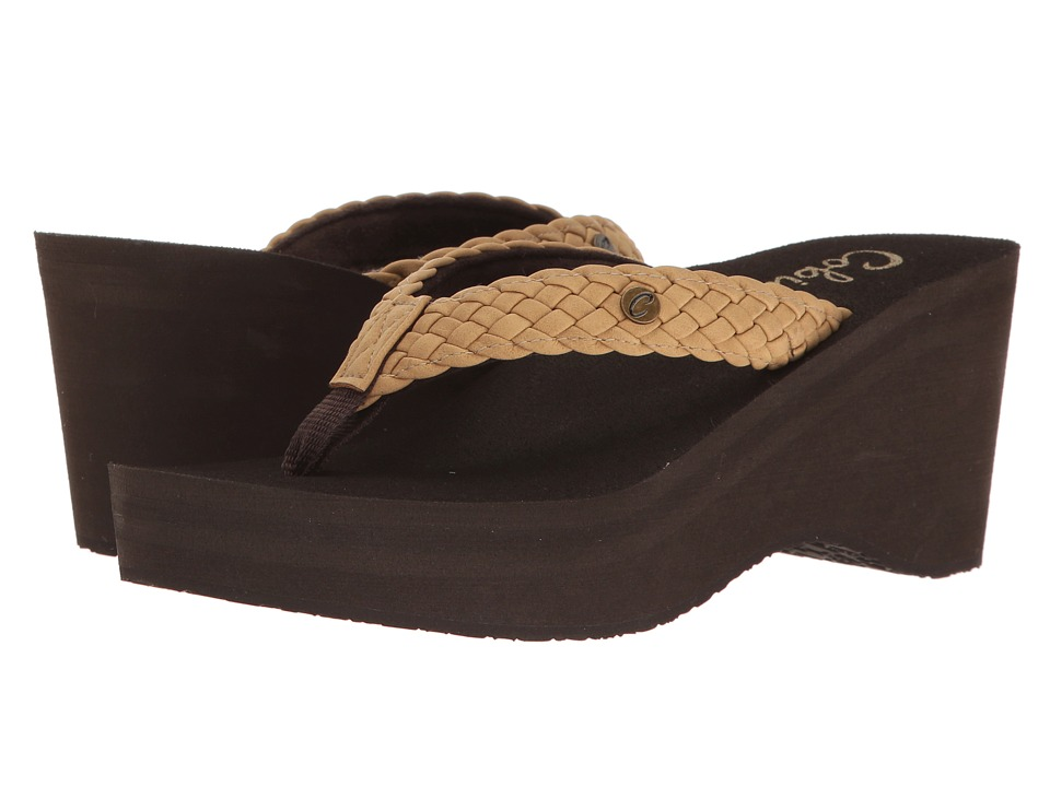 Cobian - Zoe (Tan) Women's Sandals