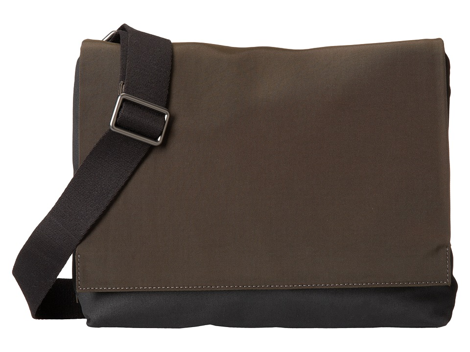 Skagen - Eric Messenger Bag (Grey) Messenger Bags