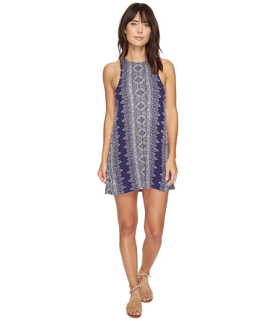 Billabong Wild Sun Dress (Starry Night) Women