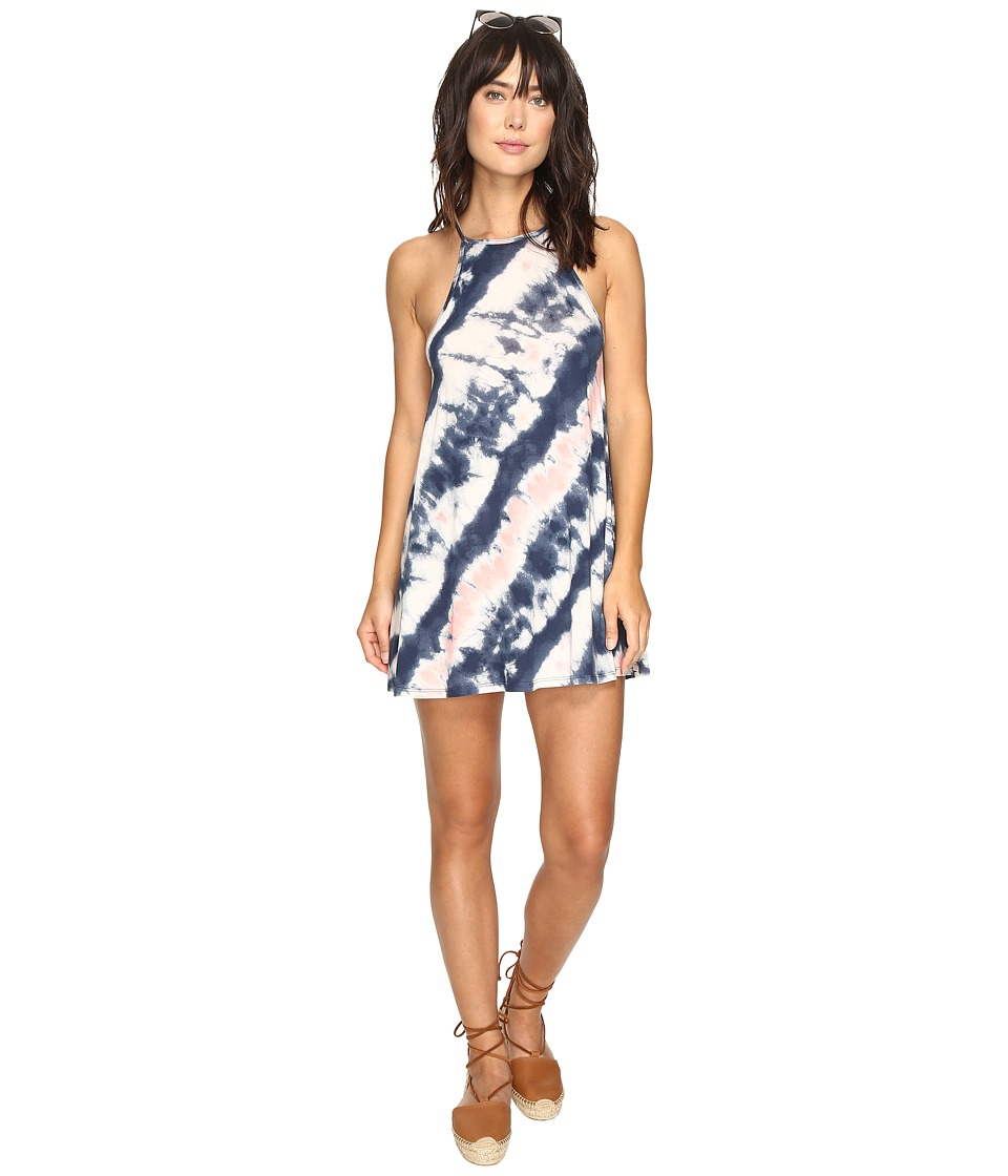 Billabong - Sing Along Dress (Starry Night) Women's Dress