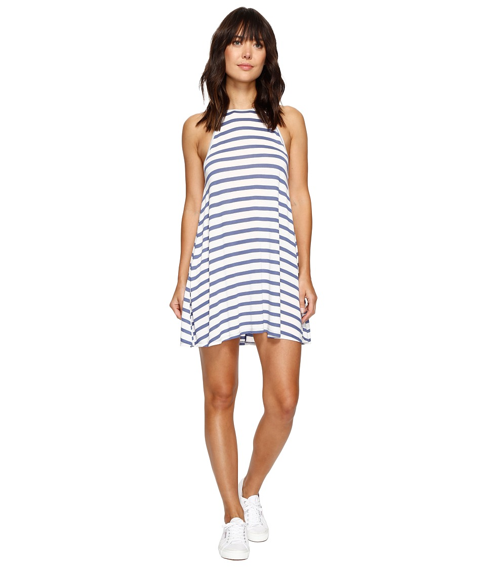 Billabong - Sing Along Dress (White Cap) Women's Dress