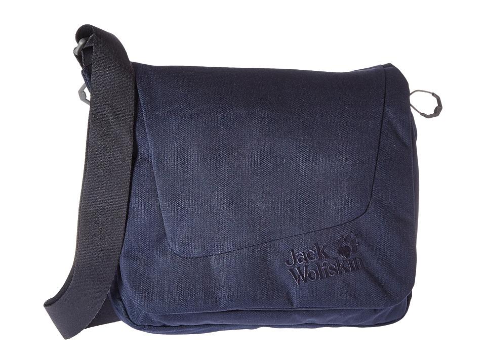 Jack Wolfskin - Rosebery (Midnight Blue) Backpack Bags
