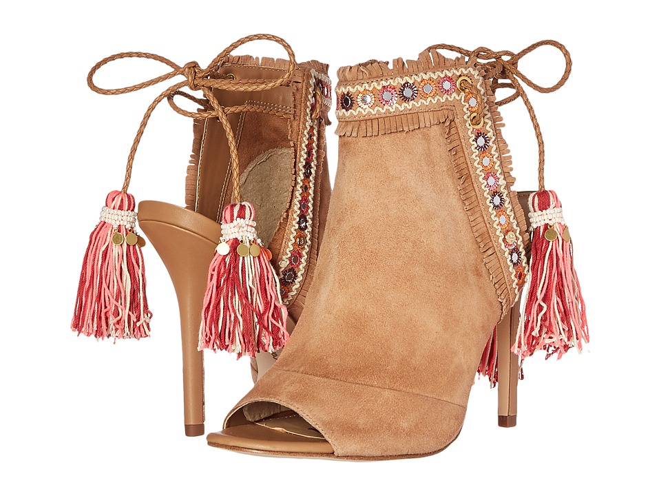 Sam Edelman Artie 2 (Golden Caramel/Pink Multi) Women