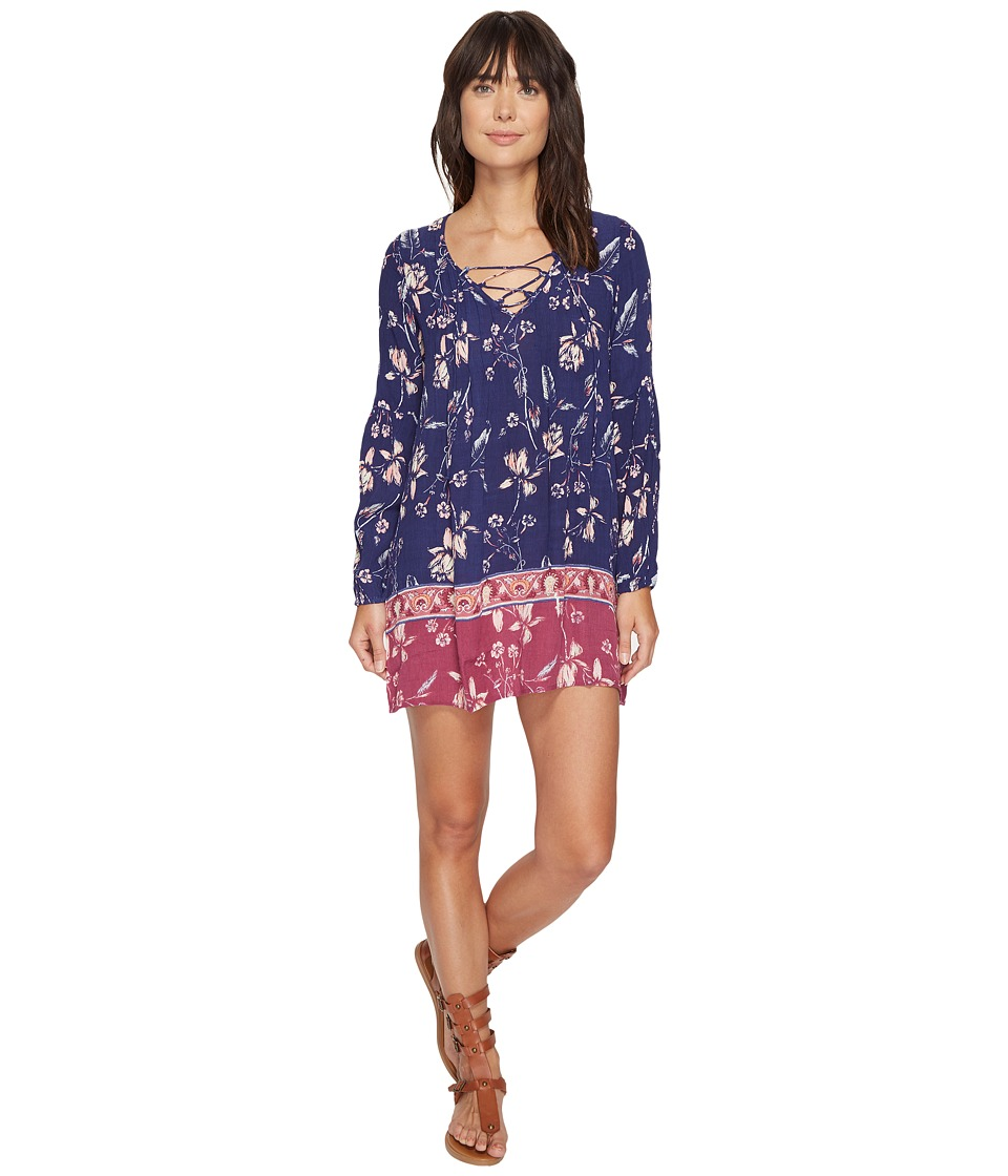 Billabong - Just Like You Dress (Starry Night) Women's Dress