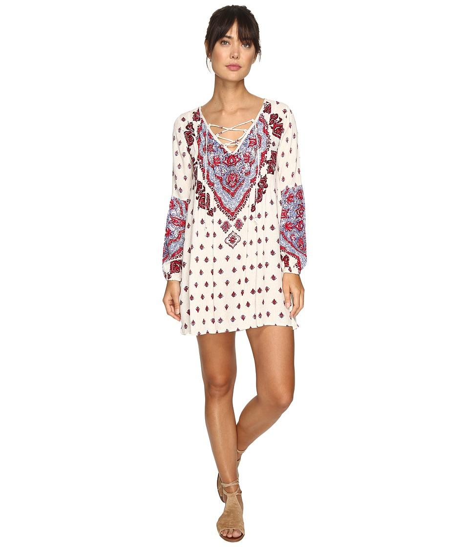 Billabong - Just Like You Dress (White Cap) Women's Dress