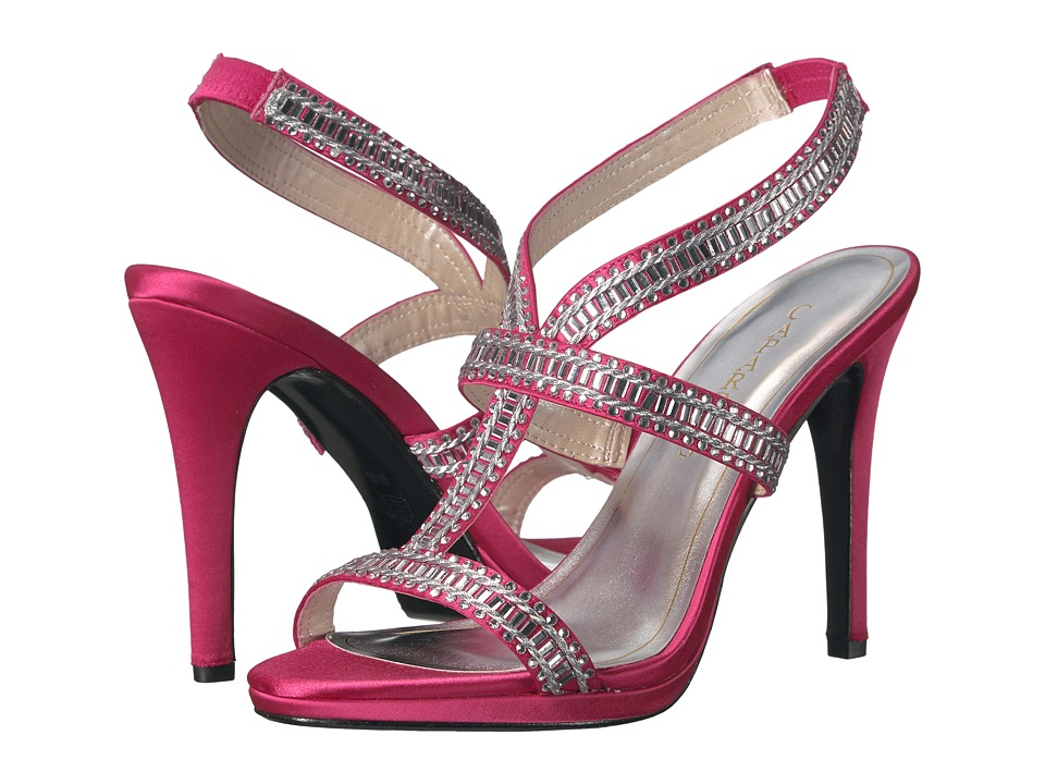 Caparros - Givenchy (Sherbert Satin) High Heels