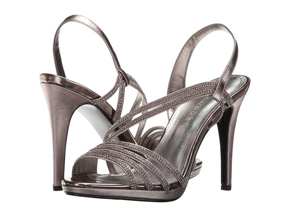 Caparros - Gazelle (Mushroom Metallic) High Heels