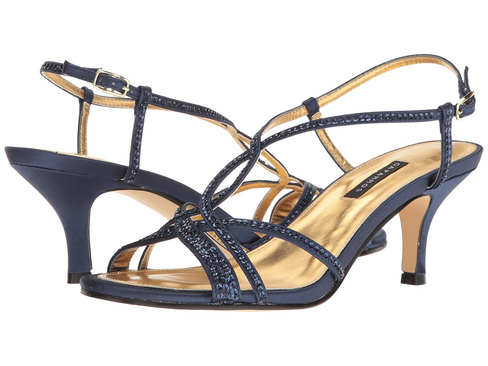 Caparros Pandora (Navy Satin) Women