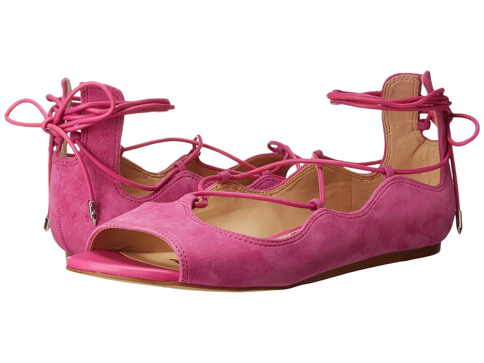 Sam Edelman - Barbara (Hot Pink) Women's Dress Sandals