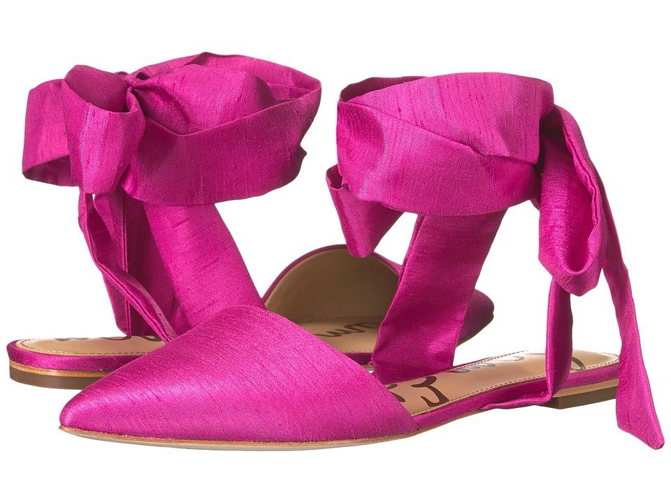 Sam Edelman - Brandie (Hot Pink) Women's Dress Sandals