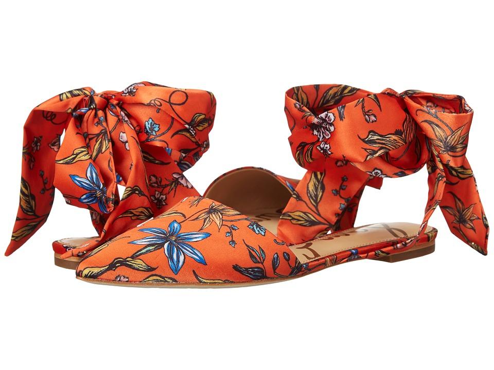 Sam Edelman - Brandie (Orange) Women's Dress Sandals
