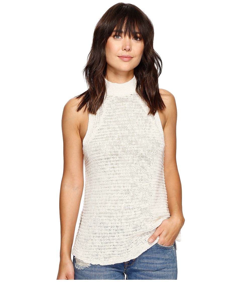 Billabong - Cross My Heart Sleeveless Sweater (White Cap) Women's Sleeveless