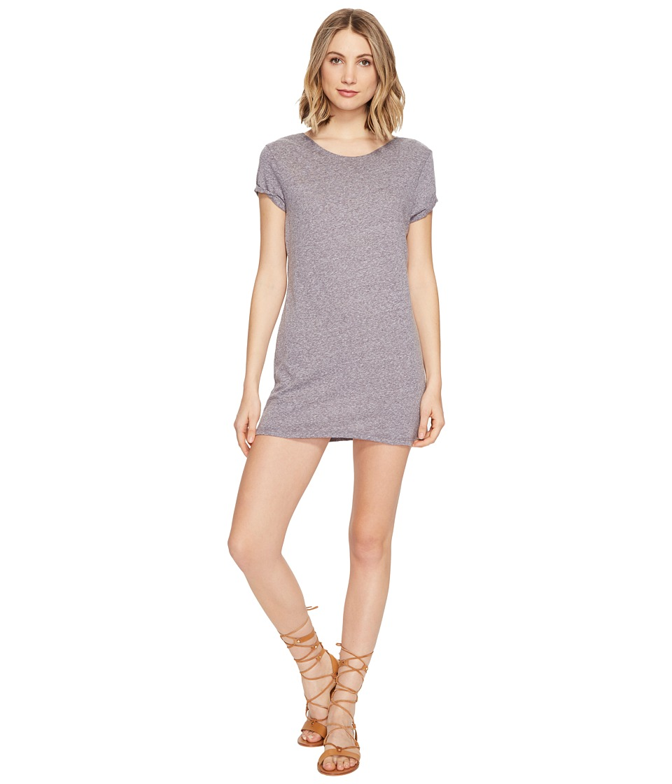 Billabong - Sunset View Dress (Dark Athletic Grey) Women's Dress