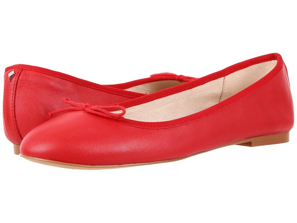 Sam Edelman - Finley (Passion Red) Women's Sandals