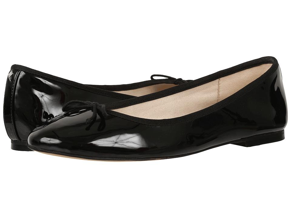 Sam Edelman - Finley (Black Patent) Women's Sandals
