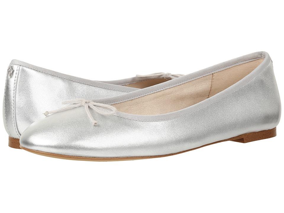 Sam Edelman - Finley (Soft Silver) Women's Sandals