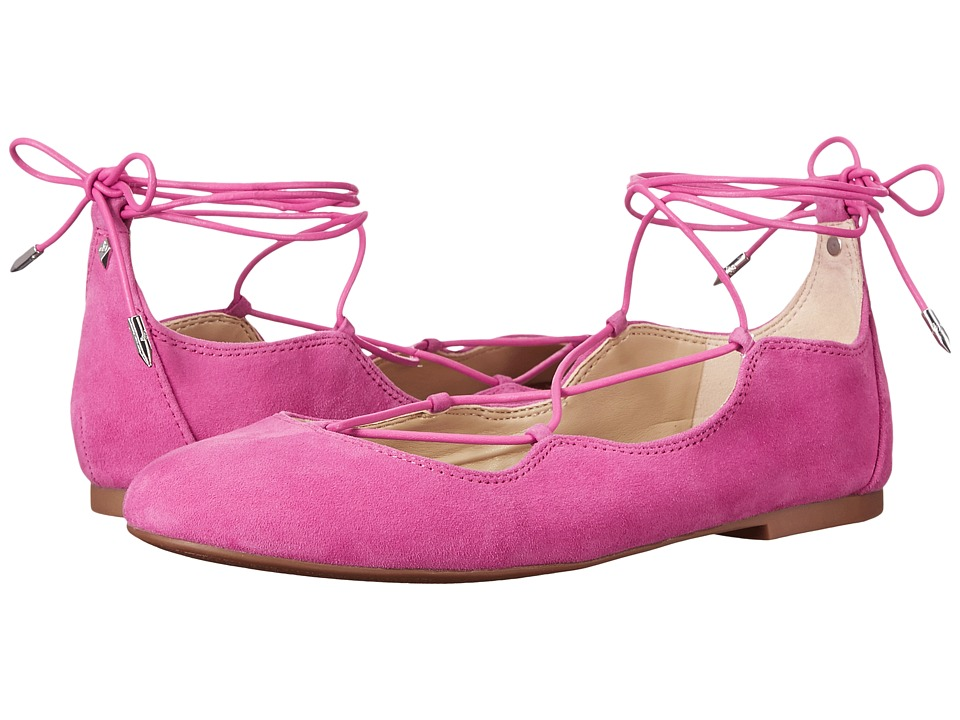 Sam Edelman - Flynt (Hot Pink) Women's Dress Sandals