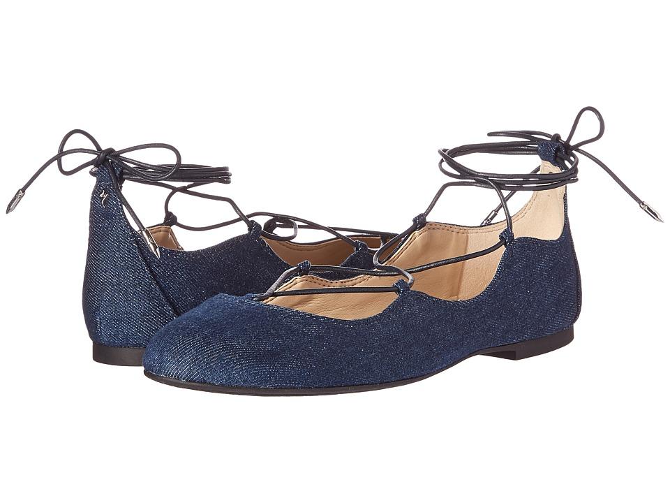 Sam Edelman - Flynt (Navy) Women's Dress Sandals