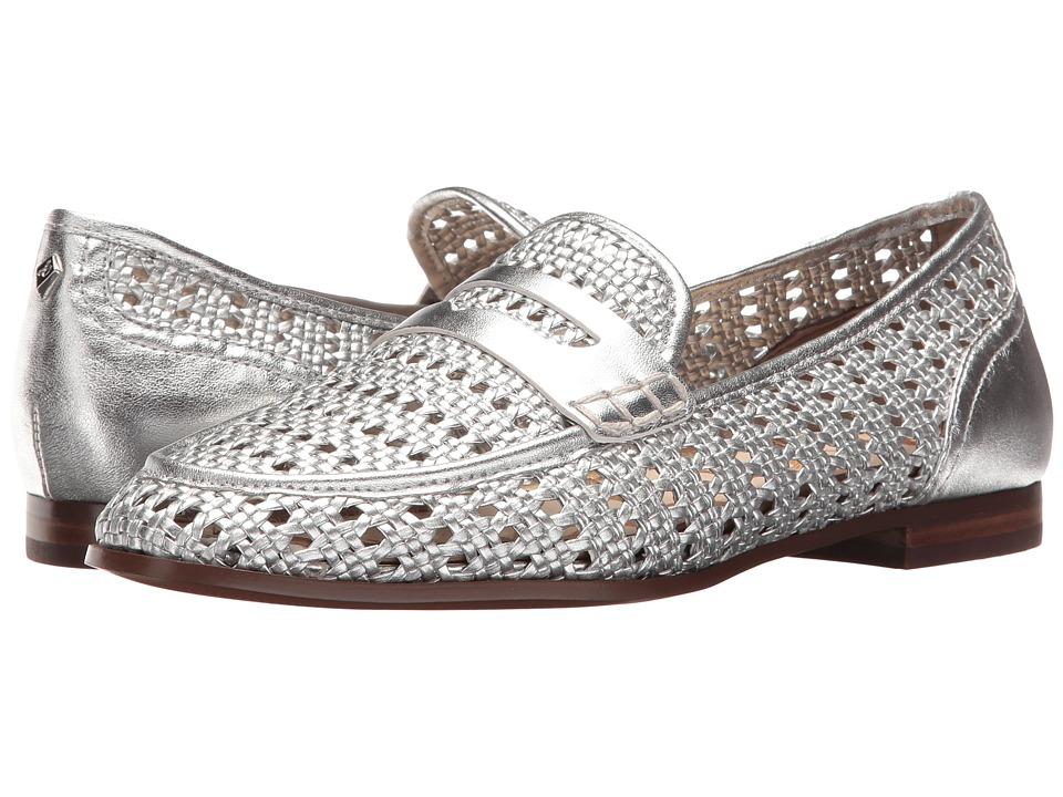 Sam Edelman - Leora (Silver) Women's Dress Sandals