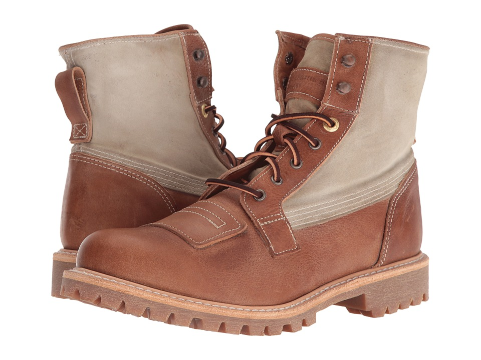 Timberland Boot Company 6 Inch FL Lineman Boot Russet Brown Mens Shoes