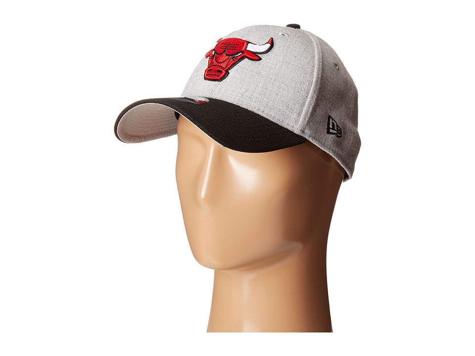 New Era - Change Up Redux Chicago Bulls (Gray/Team) Baseball Caps