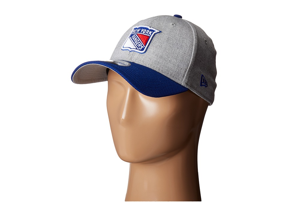 New Era - Change Up Redux New York Rangers (Gray/Team) Baseball Caps