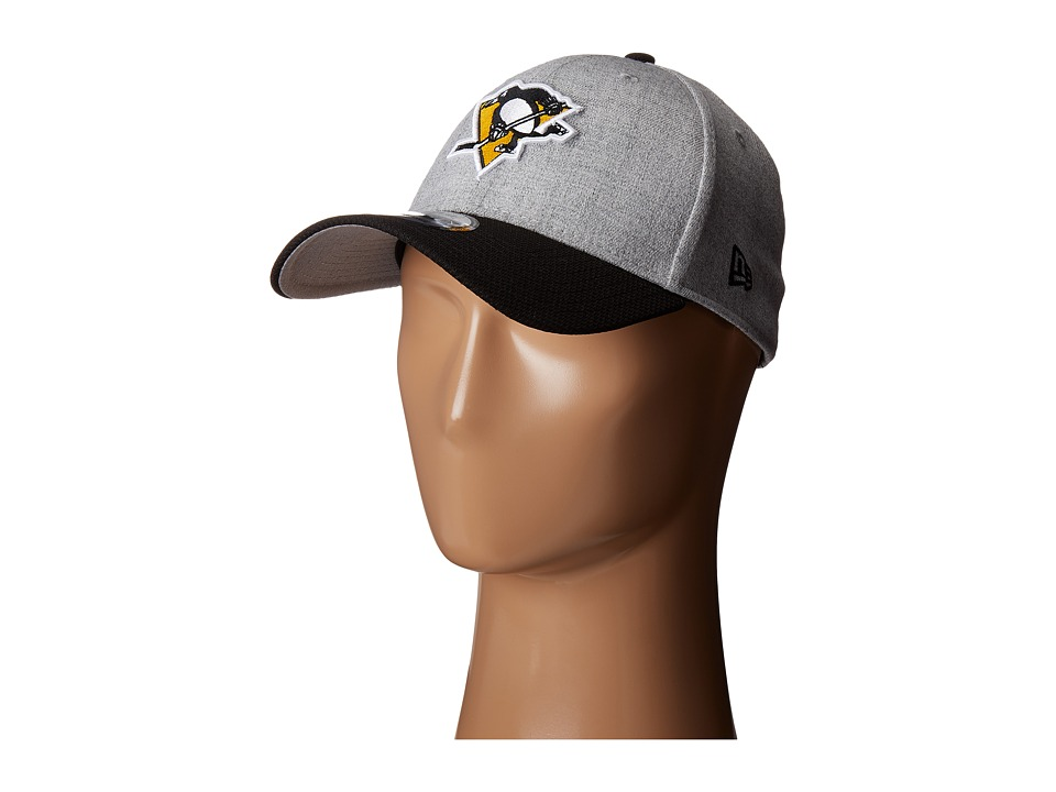New Era - Change Up Redux Pittsburg Penguins (Gray/Team) Baseball Caps