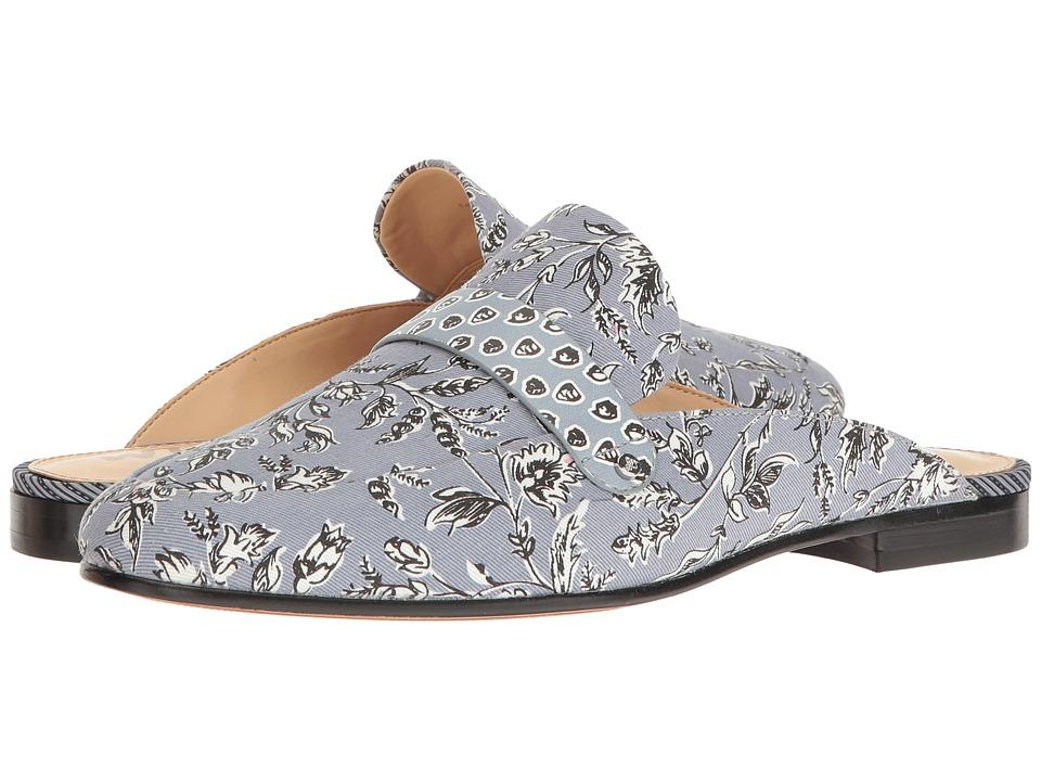 Sam Edelman Perri Dusty Blue Dress Sandals