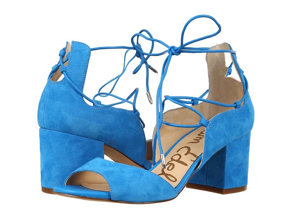 Sam Edelman - Serene (Aquarian Blue) Women's Dress Sandals