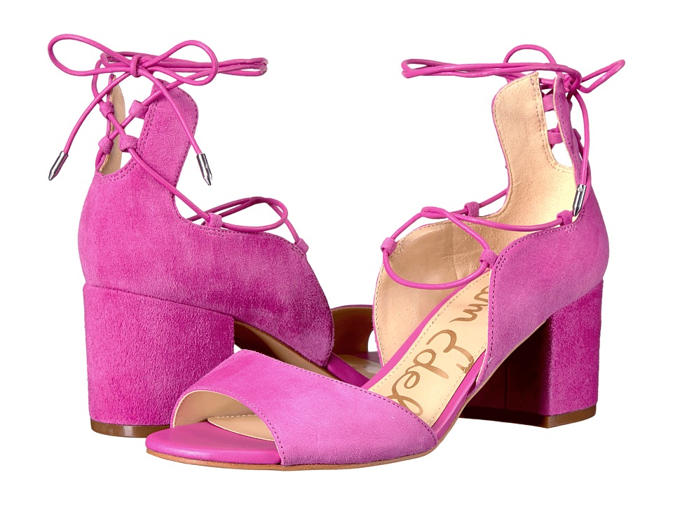Sam Edelman - Serene (Hot Pink) Women's Dress Sandals