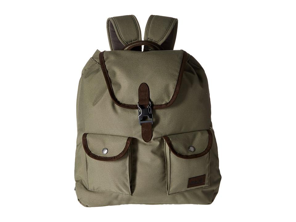 Jack Wolfskin - Woodford 20 (Khaki) Backpack Bags