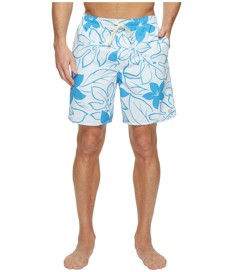 Quiksilver Waterman - Nassau Chroma Volley Shorts (Plein Air) Men's Shorts
