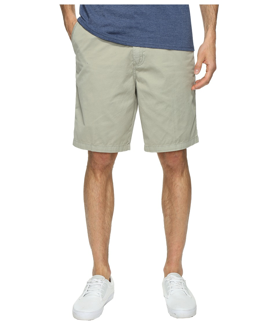 Quiksilver Waterman Down Under 4 Walkshorts (Shadow) Men