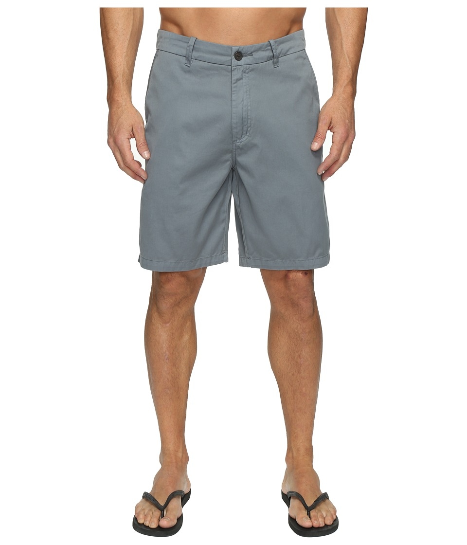 Quiksilver Waterman - Down Under 4 Walkshorts (Dark Slate) Men's Shorts