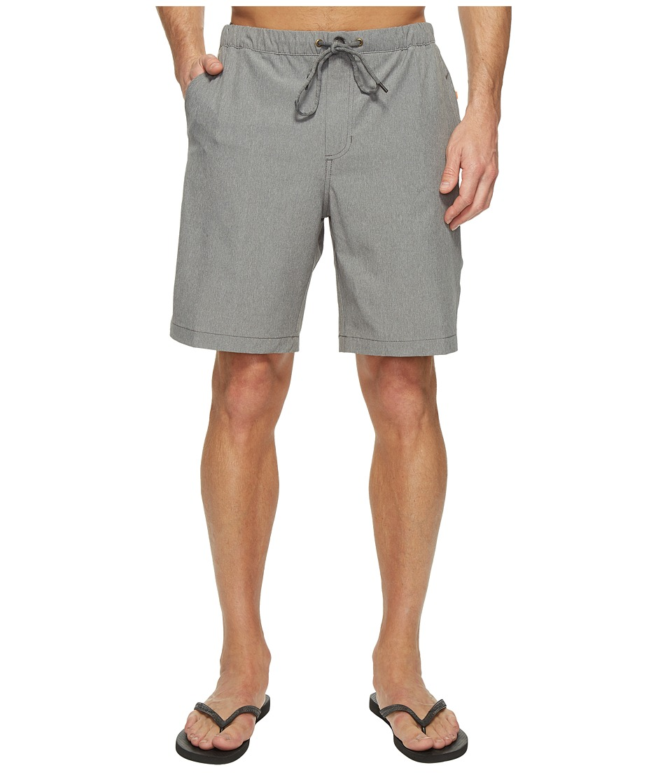 Quiksilver Waterman Suva 2 Walkshorts (Castlerock) Men
