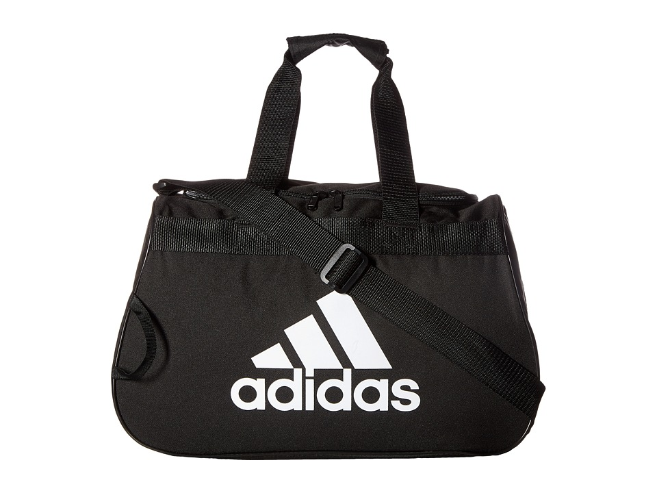 adidas - Diablo Small Duffel (Black) Duffel Bags