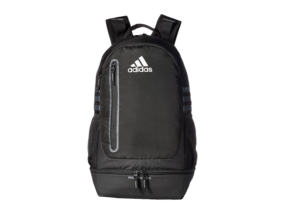 adidas - Pivot Team Backpack (Black) Backpack Bags